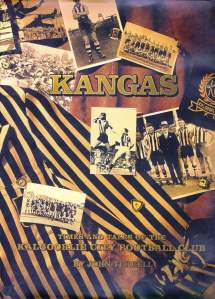 Kangas Times and Tales of the Kalgoorlie City Football Club COVER