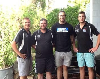 Coaching staff 2014