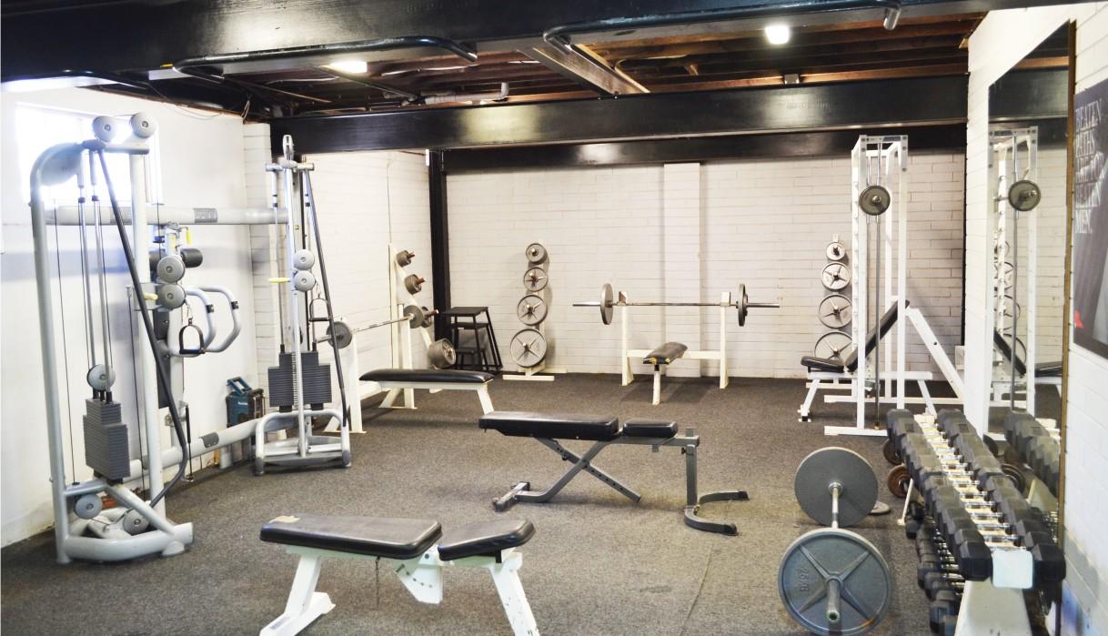Club Rooms & TrainingFacilities